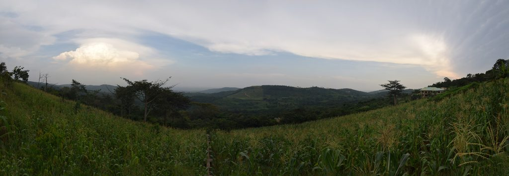 Aburi Girls Panorama